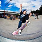 Stor skateboard tävling Actionparken Tibro