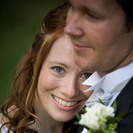 Bröllopsfoto - Eleonore och Tobias