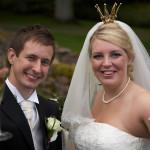 Bröllopsfoto - Maria & Andreas