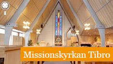Google Företagsfoton - exempel Missionskyrkan i Tibro