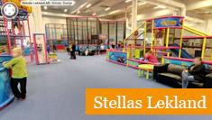 Google Företagsfoton - exempel Stellas Lekland i Skövde