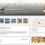 Syns bättre på Google - Elins Esplanad Google+