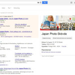 Syns bättre på Google - Japan Photo SERP