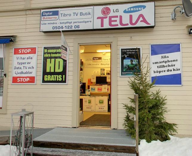 Tibro TV-butik - Google Företagsfoto
