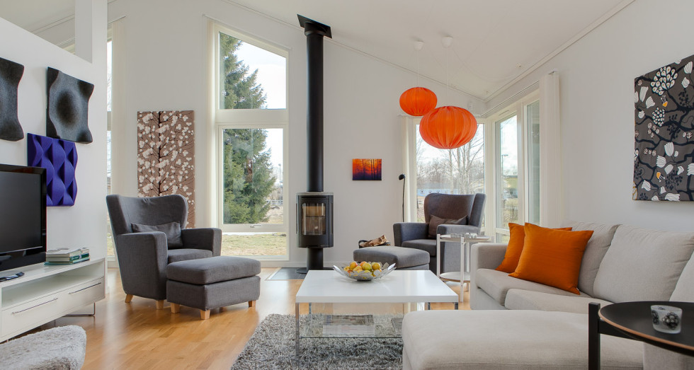 Interior fotografering - husfoto