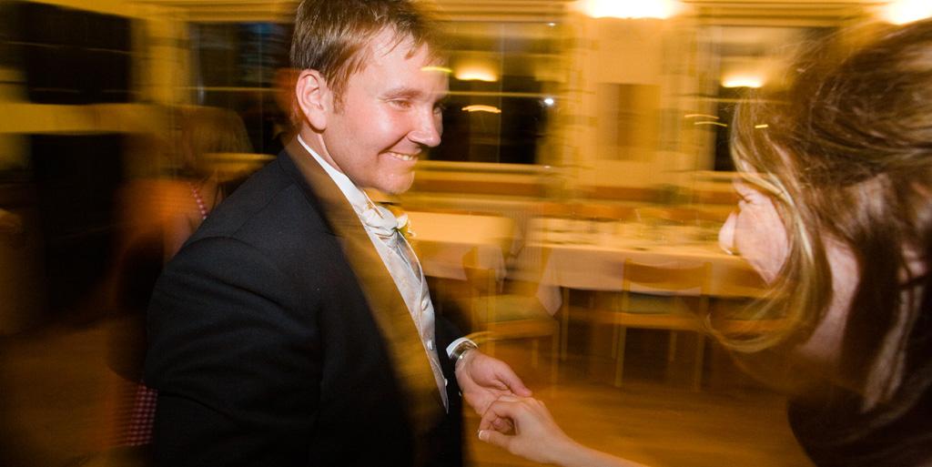 Vackra foton från en underbar bröllopsdag